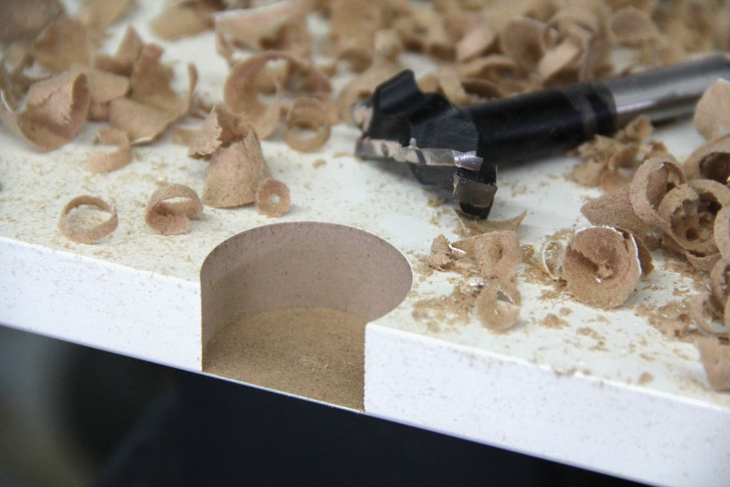 "Tear-free fitting holes Cylinder head drill bit HW ""Light"""