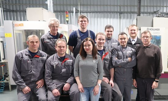The LeucoBelRus team is committed with enthusiasm to the customer-oriented service.