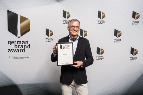 """We are very proud to receive this prestigious award for the third time in a row,"" emphasizes LEUCO's Head of Marketing Wolfgang Maier."